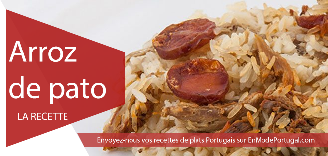 Arroz de pato en mode portugal